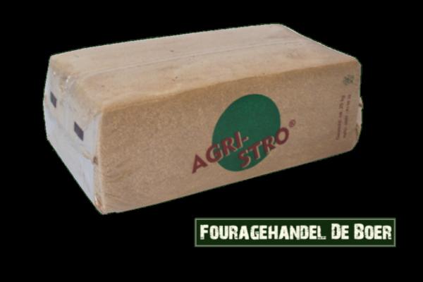 Gemalen tarwestro - Fouragehandel De Boer