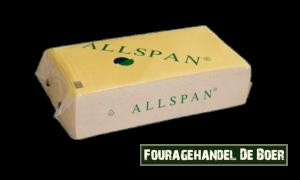 Geperste balen zaagsel Allspan - Fouragehandel De Boer