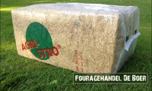 Grof gehakseld Tarwestro - in balen van 20 kg